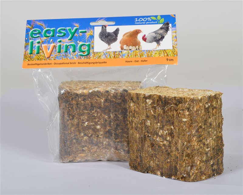 easy-living occupational brick with oat