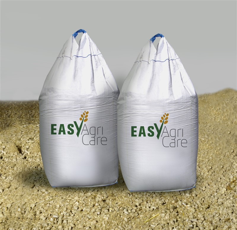 easy-bedding in big bag